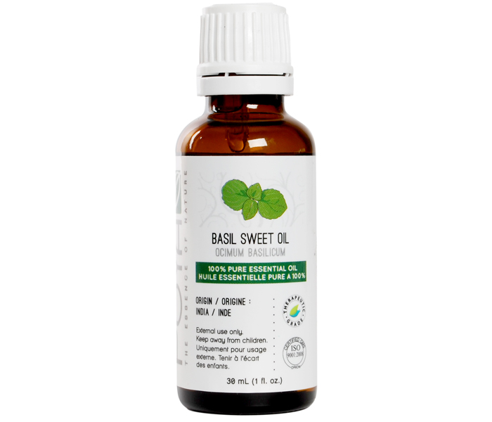Basil Sweet Oil - 1 oz.